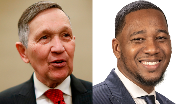 New poll: Dennis Kucinich is early frontrunner in Cleveland mayoral race, followed by Basheer Jones