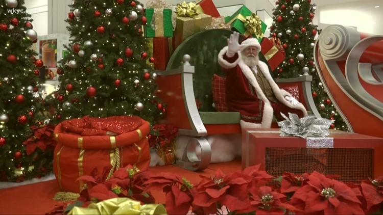 Ho, ho, ho! Here are 3 top places to see Santa in Northeast Ohio