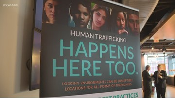 Human trafficking education ahead of Major League Baseball All-Star Game