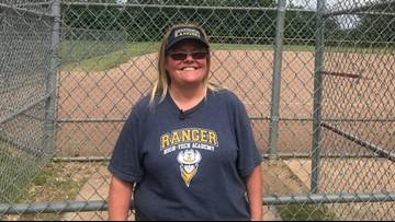 All-Star in Your Life: North Ridgeville baseball coach is a hit with her team