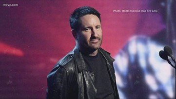 Nine Inch Nails' Trent Reznor got his Rock and Roll Hall of Fame career started in Cleveland