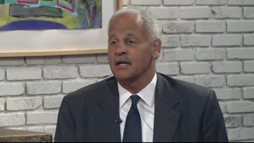 Stedman Graham talks about new book, leadership and yes, Oprah Winfrey