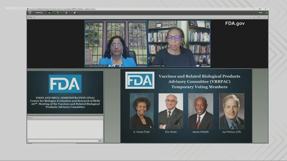 FDA panel rejects plan for general booster shots