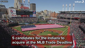 5 candidates for the Cleveland Indians to acquire at the MLB Trade Deadline