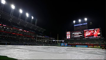 Minnesota Twins-Cleveland Indians opener postponed, doubleheader Saturday