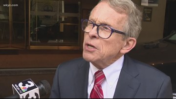 Exclusive: Mike Dewine speaks for the first time post election