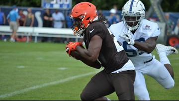 3 Things to Watch For in Cleveland Browns' preseason game against Indianapolis Colts