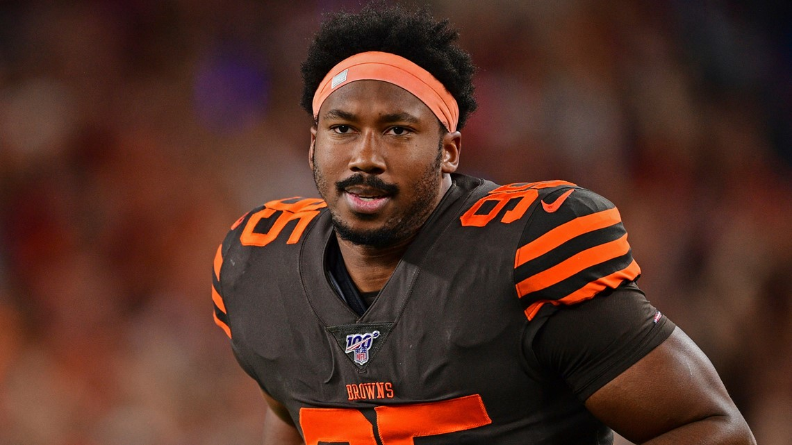 Cleveland Gas Prices >> Police identify man accused of punching Myles Garrett ...
