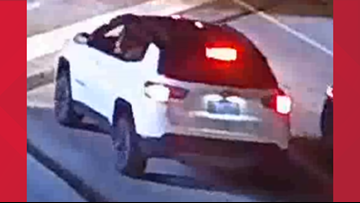 Cleveland police offer $7,500 reward in search for Jeep that struck officer in hit-and-run incident