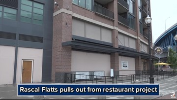 Rascal Flatts withdraws from restaurant project, questions remain on what's next for Cleveland spot