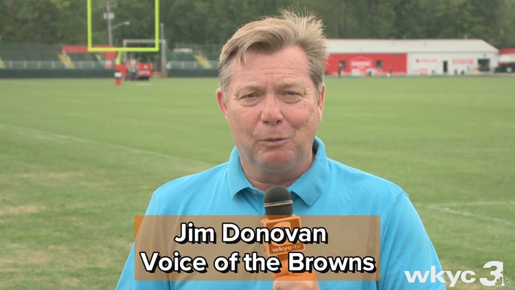 JIMMY'S TAKE | What's ahead as Cleveland Browns training camp wraps up?