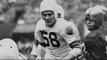 Cleveland Browns legend Mac Speedie elected to Pro Football Hall of Fame