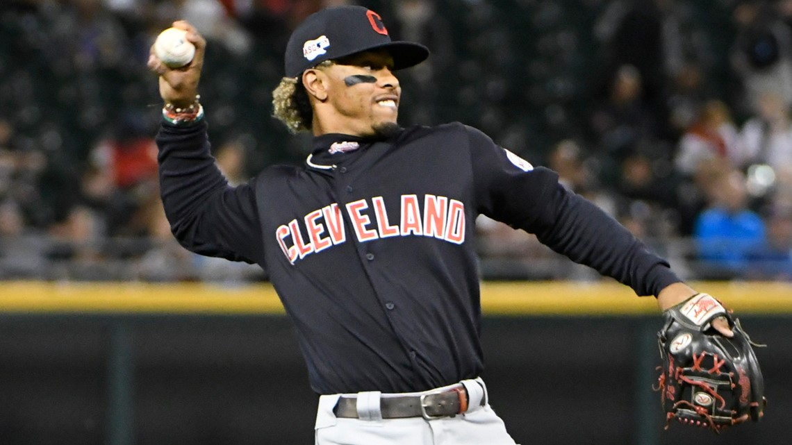 Indians wearing 'Cleveland' road jerseys in home opener; Francisco Lindor explains why