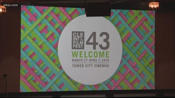 Opening night of the 43rd  Cleveland International Film Festival