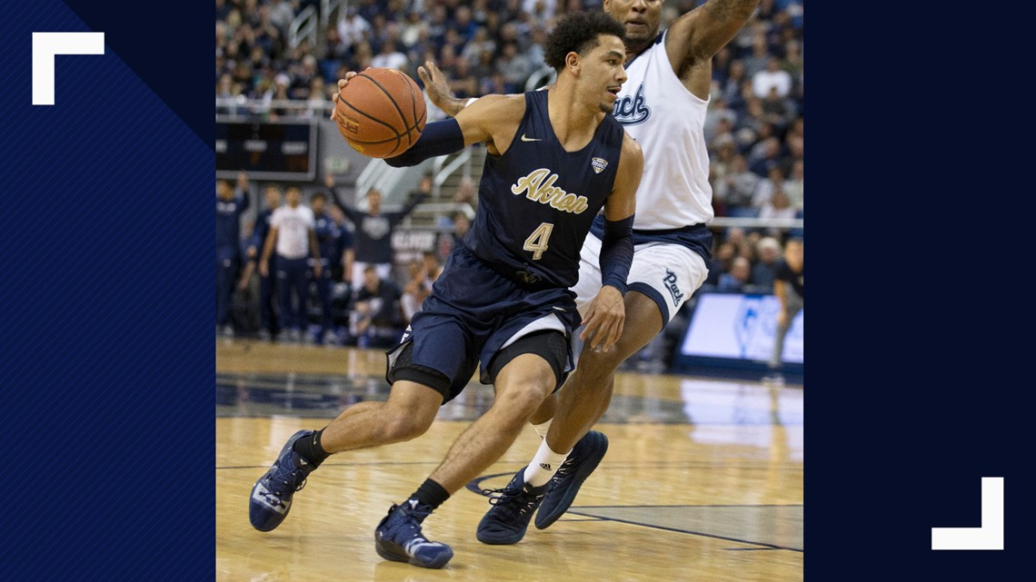Tyler Cheese has 27, leads Akron to 70-58 win over Miami (OH)