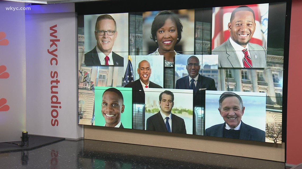 8 candidates officially running to be Cleveland's next mayor