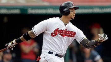 Indians designate OF Carlos Gonzalez for assignment