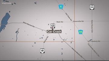 3 people killed in Geauga County multi-car crash