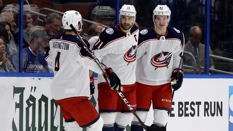 Nick Foligno proud of way Blue Jackets responded to