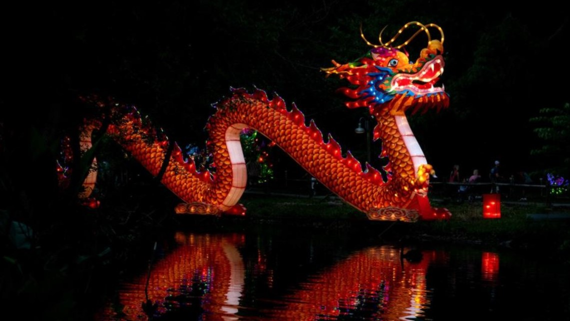Cleveland Gas Prices >> Asian Lantern Festival returns to Cleveland Metroparks Zoo for summer 2019   wkyc.com