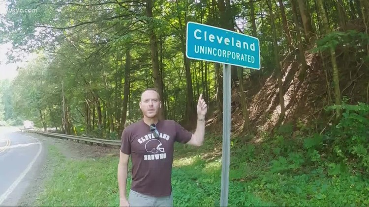 A Tale of Two Clevelands: Mike Polk Jr. visits Cleveland, West Virginia