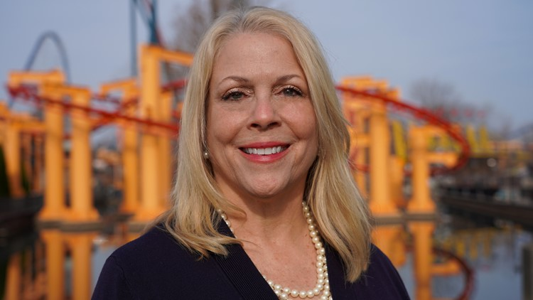 Cedar Point names first woman to serve as vice president and general manager in park's 150-year history