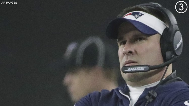 Report: '50/50 chance' Browns candidate Josh McDaniels stays in New England