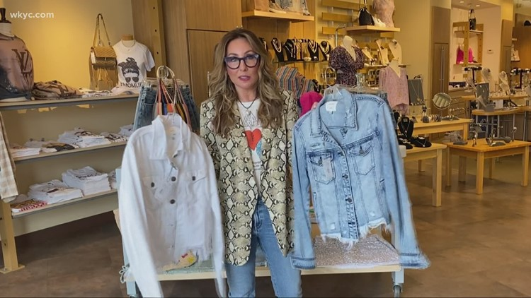 Fashion Friday: Shop local for Mother's Day
