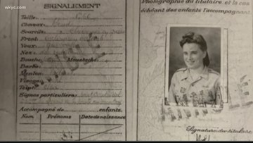 Woman shares remarkable story of spying on the Nazis during World War II