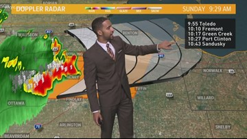 Morning Weather Forecast for August 18, 2019