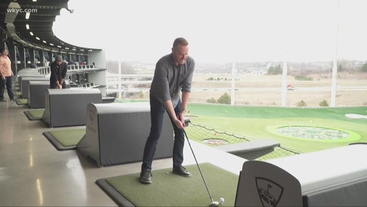 Topgolf Cleveland is officially open!