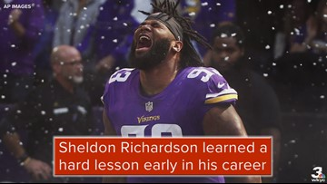 Browns DT Sheldon Richardson: I have more to live for, can't be doing 150 mph in Bentley anymore