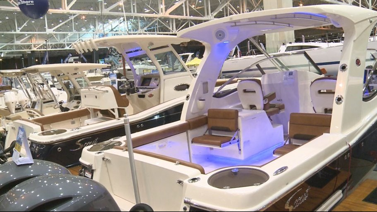 Cleveland Boat Show set to return to the I-X Center in January 2022