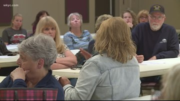Group meets to discuss ongoing flooding concerns at Avon cemetery
