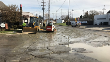 WATER UPDATE   Boil alert for parts of Chardon; Roads back open after water main break in Painesville