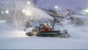 Building up their snow base: Boston Mills/Brandywine take advantage of wintry blast