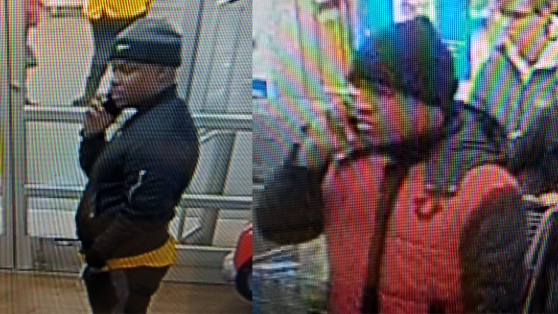 South Euclid police searching for 2 men accused of stealing TVs using 'skimmed' debit card