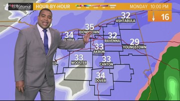 Afternoon weather forecast for Northeast Ohio: November 11, 2019
