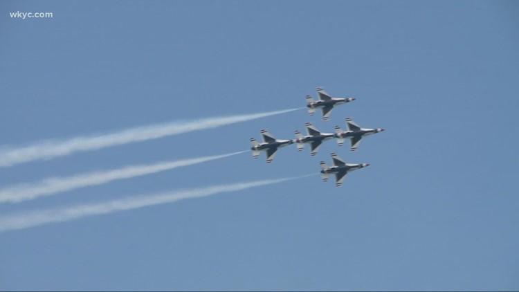15 things to do for Labor Day weekend in Northeast Ohio: Cleveland Air Show, Akron Pizza Fest and more