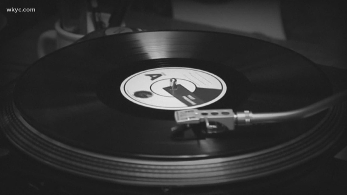 Image result for A Cleveland company is part of the big return of vinyl records to the music industry