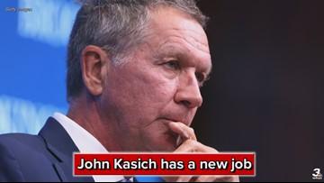Former Ohio Gov. John Kasich joins CNN as commentator