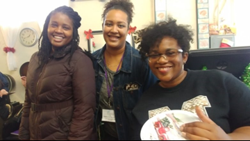 Girls who live in foster care get a special hair day at Cleveland Heights salon