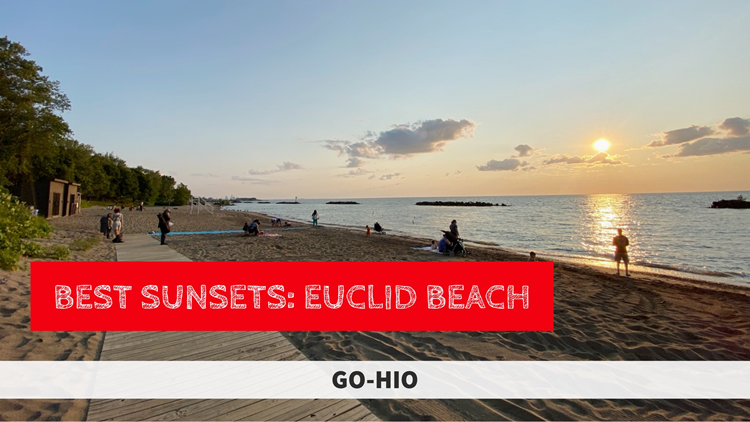 GO-HIO | The best places to watch the sunset in Ohio: Exploring Euclid Beach