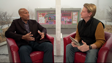 Let's Be Clear: An open conversation with Cleveland Indians great Sandy Alomar, Jr.