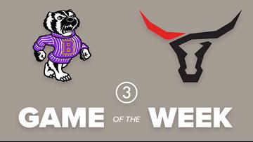 Lutheran West beats Berkshire 30-7 in WKYC.com High School Football Game of the Week