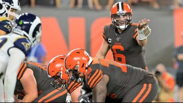Freddie Kitchens' offense continues to stagger -- Bud Shaw's Sports Spin