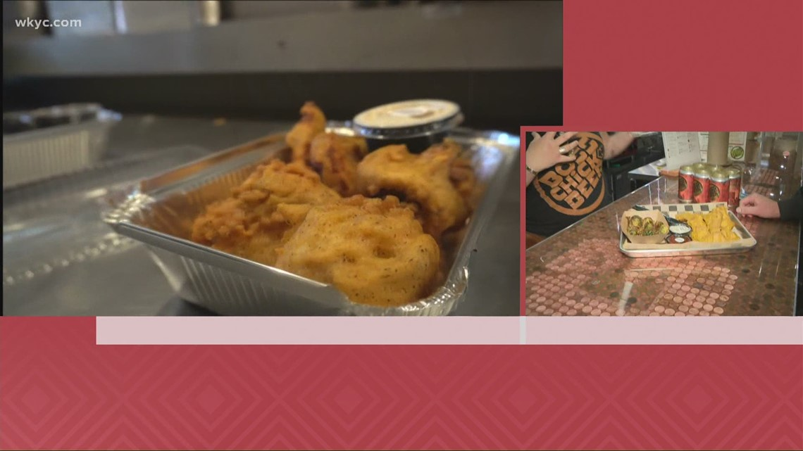 Boss ChickNBeer opens new location in Bay Village: First look