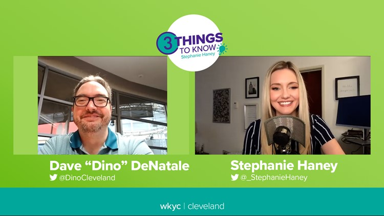 Northeast Ohio athletes to watch in the Tokyo 2020 Summer Olympics: 3 Things to Know with Stephanie Haney podcast