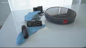 Deal Boss: Automatic Cleaning Robot