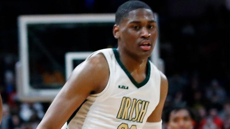 St. Vincent-St. Mary's Malaki Branham named 2021 Ohio Mr. Basketball
